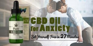 CBD Oil ANXIETY - For Anxiety Treatment