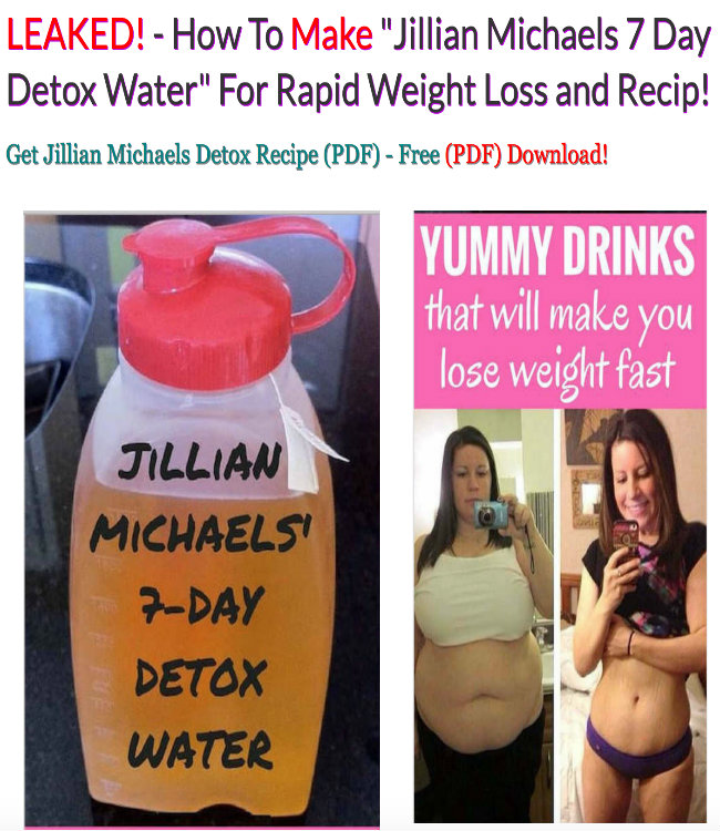 drink makes you lose weight fast