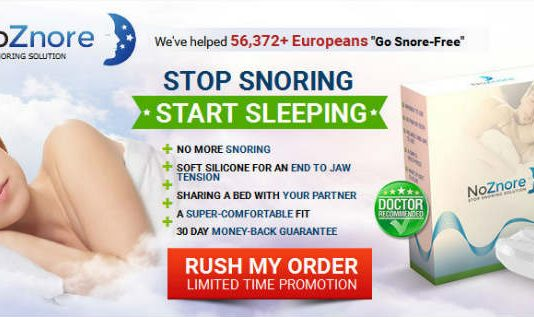 NOZNORE Review - UK Top Rated Anti Snoring Solution