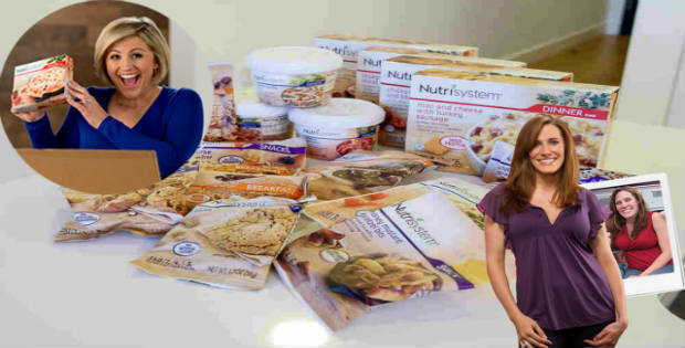 NUTRISYSTEM Weight Loss Meal Plan - America's #1 Home Delivery