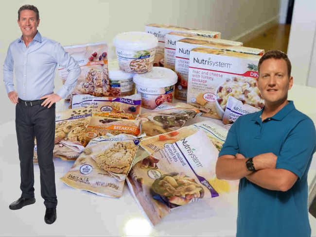 MEN NUTRISYSTEM - Proven Healthy Men's Weight Loss and Diet Plans