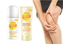 OSTEOREN Review - Joint and Muscle Pain Relief Cream