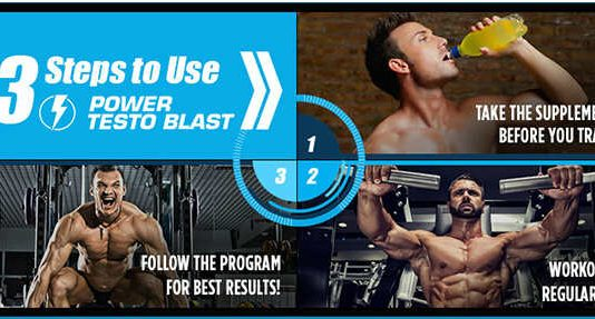 POWER TESTO BLAST Review - Leading Male Enhancement