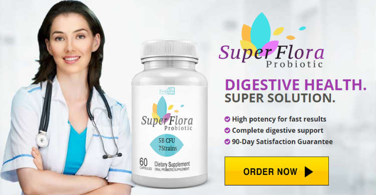 Super Flora Probiotic Review