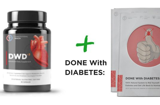 Done with Diabetes Reviews - Constitutional Health's Advanced Supplement
