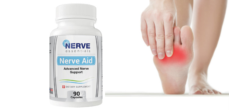 Nerve Aid Nerve Essentials Review - Clinically Proven Ingredients Relieve